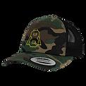 A8 Green Camo Cap