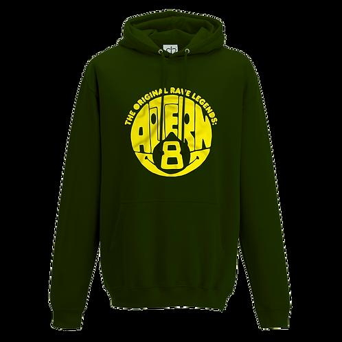 Altern8 'Rave Legends' Green Hoody