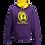 Thumbnail: Rejuvenation Purple & Yellow Hoody - ® Logo