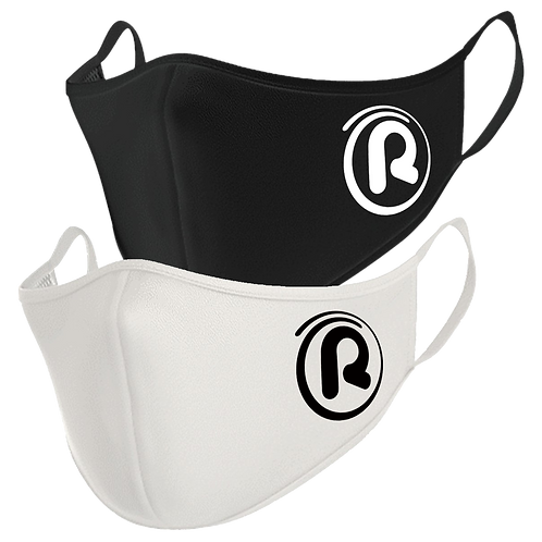 Rejuvenation Black + White Face Masks (2 Pack)