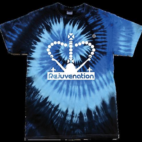 Water Tie-Dye Tshirt