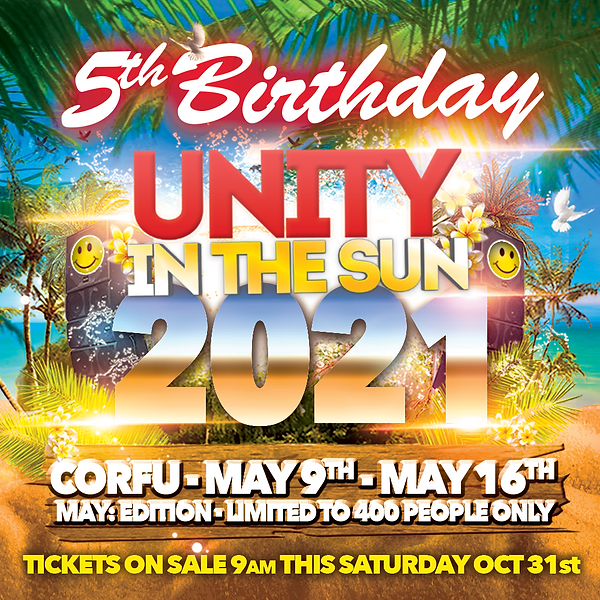 Unity In The Sun May 2021
