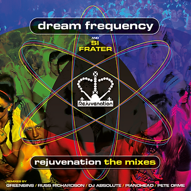 Dream Frequency & Si Frater Rejuvenation The Mixes
