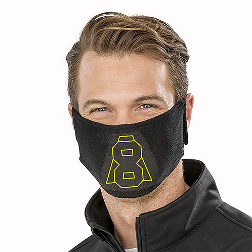 Altern8 'A8' Face Mask