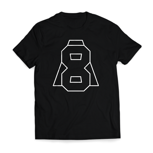 Altern8 Black T-shirt