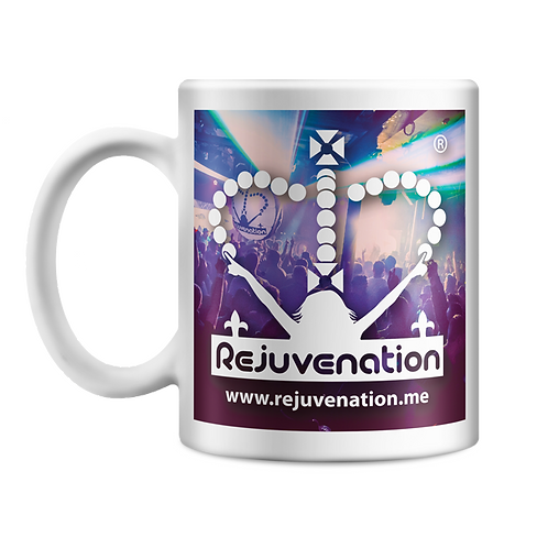 Rejuvenation 'Warehouse' Mug