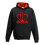 Thumbnail: Rejuvenation Black & Red Hoody - Crown Logo