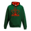 Thumbnail: Rejuvenation Green & Red Hoody - Crown Logo