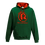 Thumbnail: Rejuvenation Green & Red Hoody - ® Logo