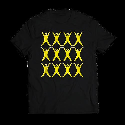 Altern8 'Hypnotic St8' Black T-shirt