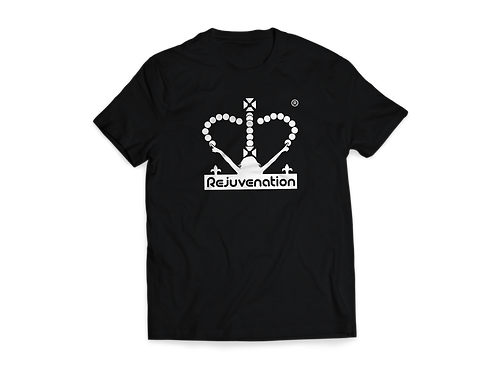 Rejuvenation Crown Logo T-shirt