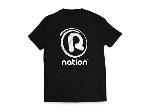 R Nation T-shirt (Front & Back Print)