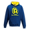 Thumbnail: Rejuvenation Blue & Yellow Hoody - ® Logo