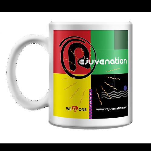 Rejuvenation 'Quadrophonia' Mug