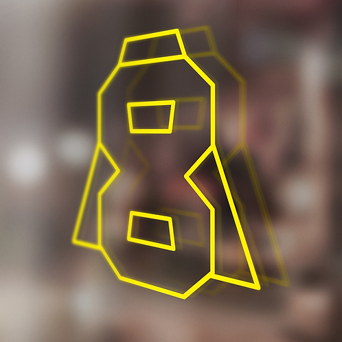 Altern8 Yellow Decal