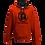 Thumbnail: Rejuvenation Red & Black Hoody - ® Logo