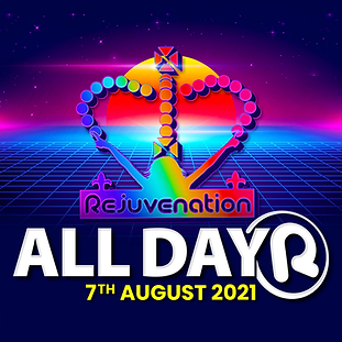 Rejuve All Dayer 7th August 2021