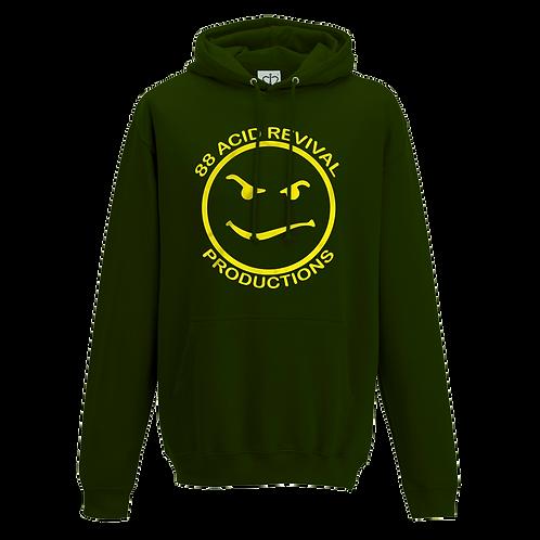 Altern8 '88 Acid' Green Hoody