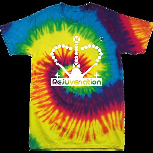 Rainbow Tie-Dye Tshirt