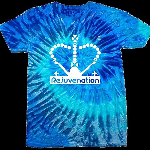 Ice Tie-Dye Tshirt