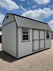 10x16 Side Lofted Barn