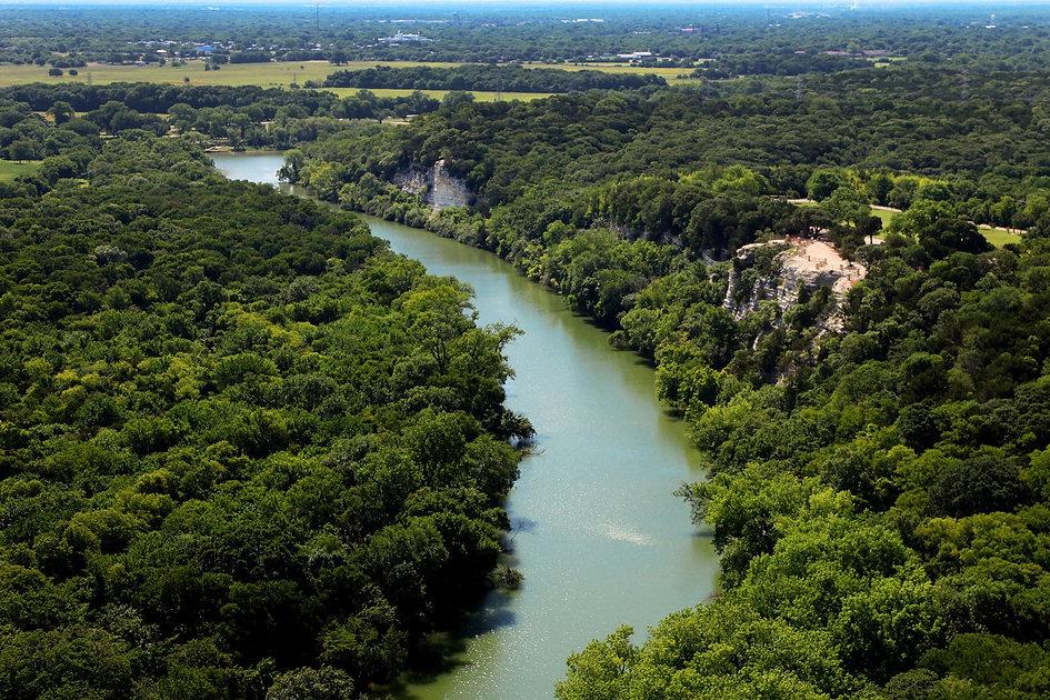 Waco-Bosque-River-Cameron-Park-05-29-09-