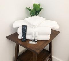 Brazos Room amenities