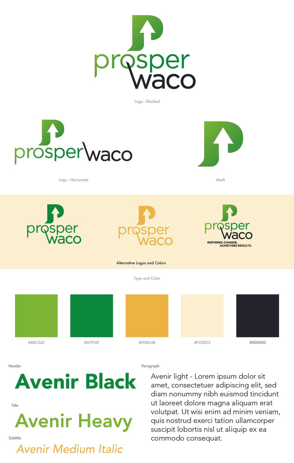 prosper-waco-brand-styleguidejpg