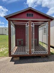 8x16 Dog Kennel