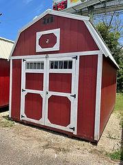 10x16 Lofted Barn (USED)