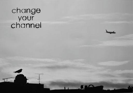 change your channel