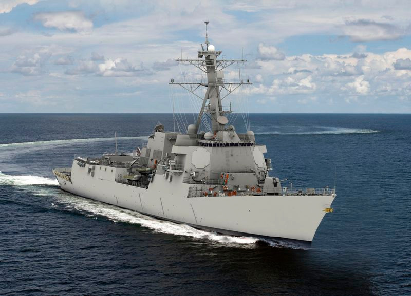 Huntington Ingalls Industries awarded contract to build destroyer Jack H. Lucas (DDG 125)