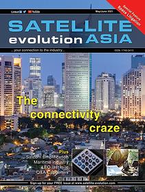 Satellite Evolution Asia Magazine