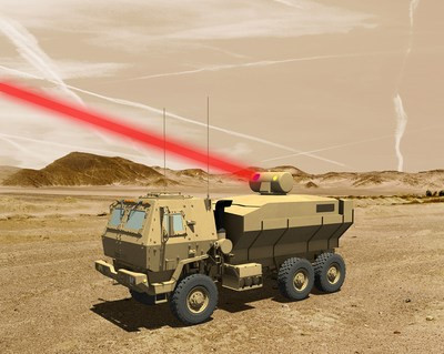 Lockheed Martin to deliver world record-setting 60kW laser to US Army