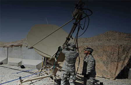 Comtech Telecommunications wins $4.8 million follow-on contract for high-power military SATCOM TWTAs