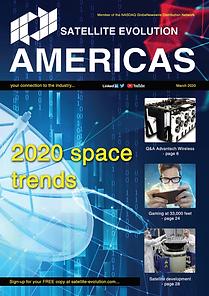 Satellite Evolution Americas Magazine