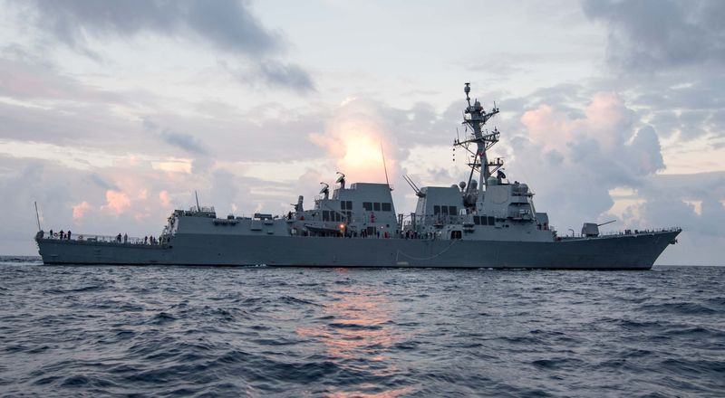 Ingalls Shipbuilding successfully completes builder's trials for Ralph Johnson (DDG 114)