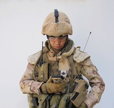Rheinmetall to supply additional Argus soldier systems to the Canadian Armed Forces