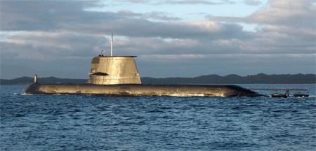 Thales Sonar upgrades to extend Australia's Collins Class Submarine capability