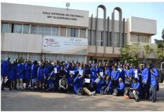 SES and ESMT launch satellite installer training course in Senegal