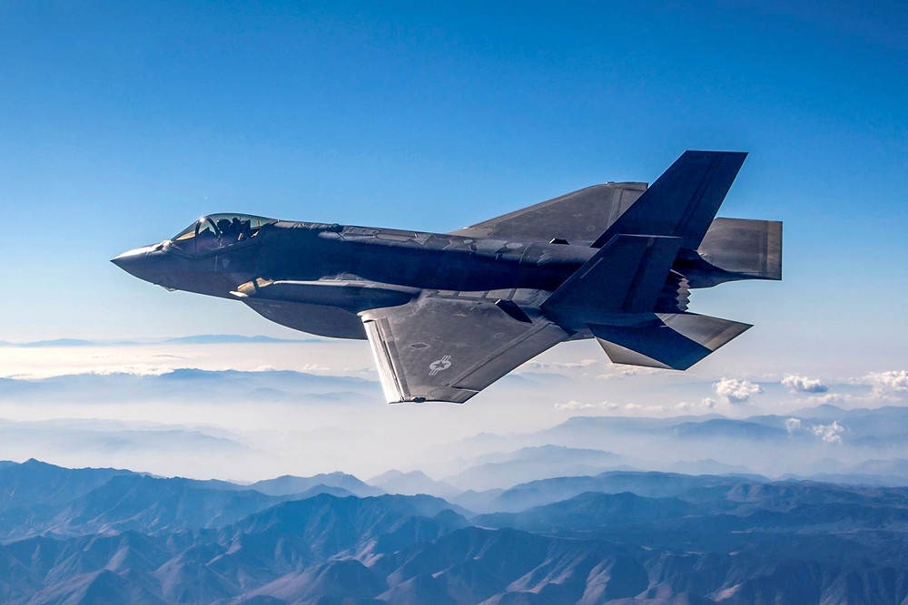 Elbit Systems of America awarded contract to develop  panoramic cockpit display units for the F-35 Aircraft