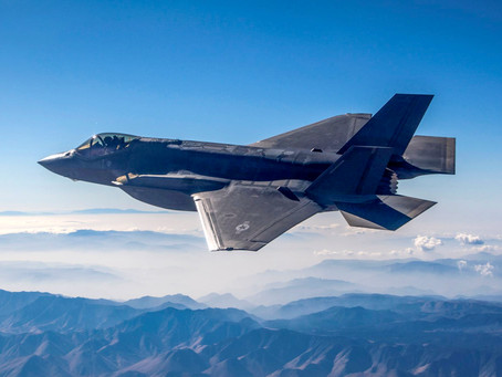 Elbit Systems of America awarded contract to develop  panoramic cockpit display units for the F-35 A