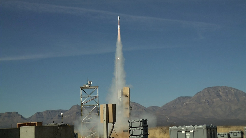 Lockheed Martin's miniature hit-to-kill interceptor matures to development stage