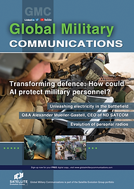 Global Military Communications - May/June 2020