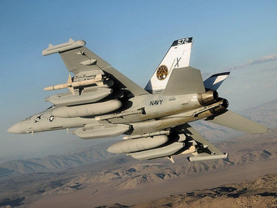 Lockheed Martin and Cobham team to develop next generation Jammer Low Band for US Navy's electronic warfare aircraft