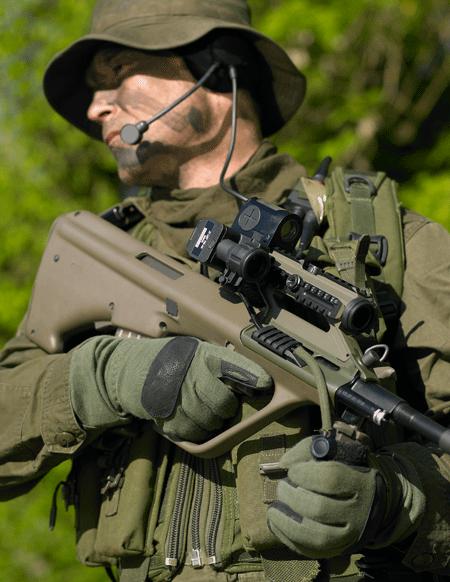 Austria opts for Rheinmetall laser light modules