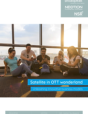 Satellite in OTT wonderland