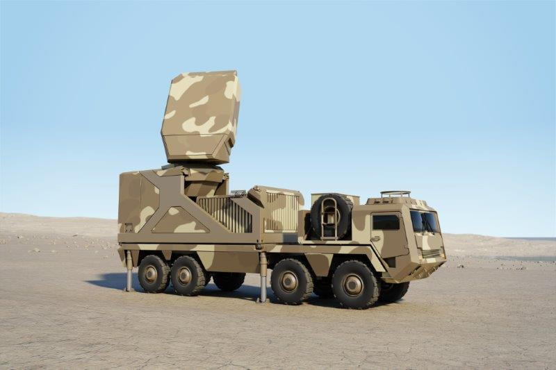 Thales unveils the future ground application of its multifunction radar
