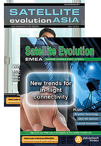 Satellite Evolution Asia & EMEA