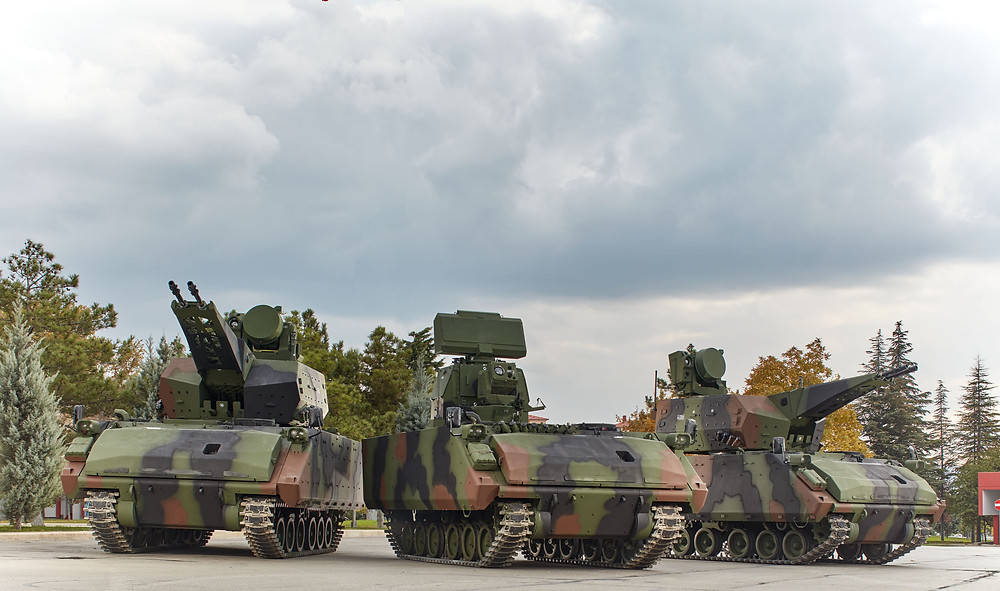 ASELSAN begins the serial production of missile hunters